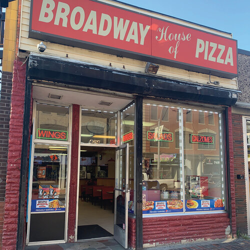 Broadway House of Pizza