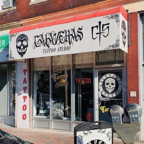 Calaveras Tattoo Studio