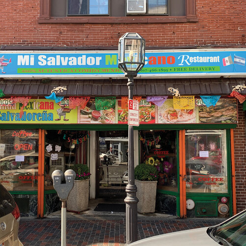 Mi Salvador Mexicano Restaurant