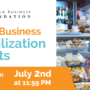Small Business Stabilization Grants